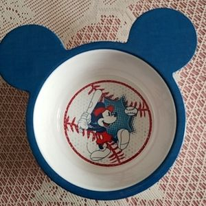 NWOT MIKEY MOUSE  CHILD BOWL